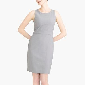 Petite sheath work dress